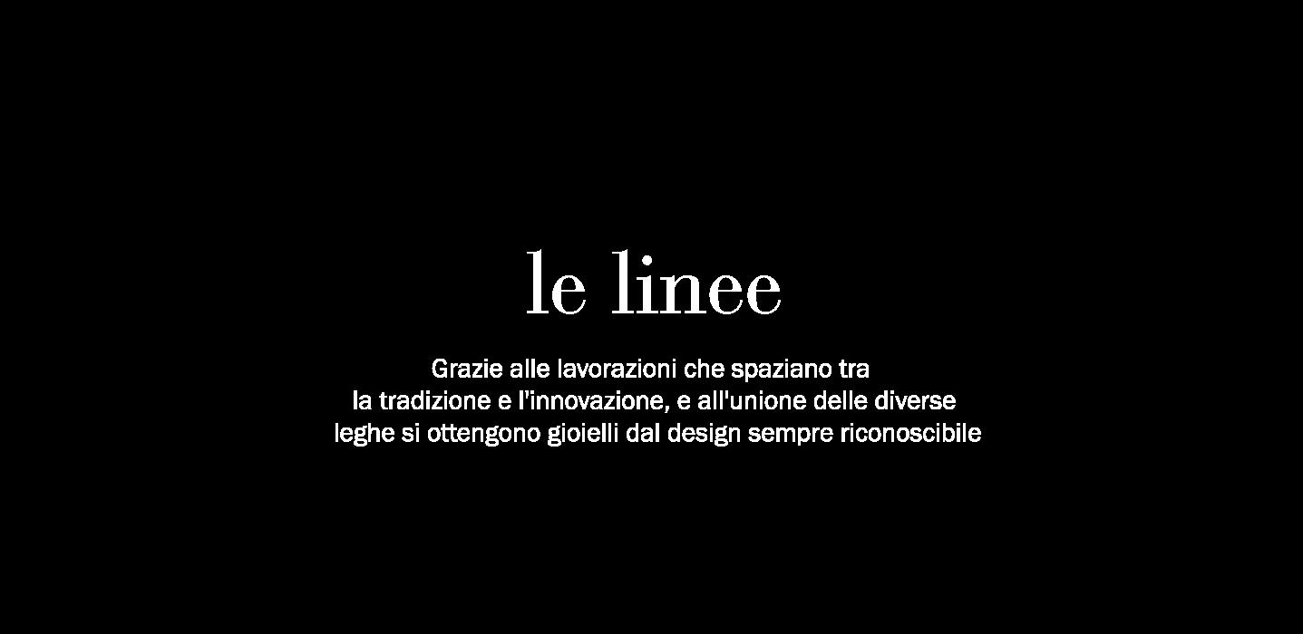 le linee