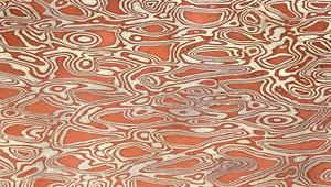 Lamine Mokume Gane, texture Big puzzle