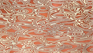 Mokume Gane sheet, texture Big puzzle