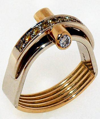 AnelV, Anello collezione design