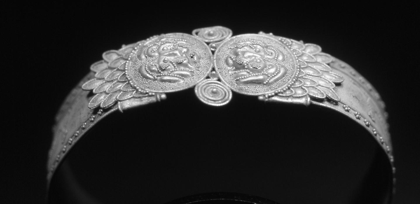 gioiello granulazione etrusca