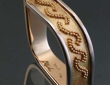anello granulazione etrusca