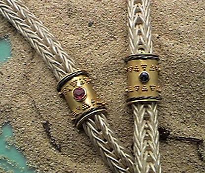 etruscan granulation bracelet