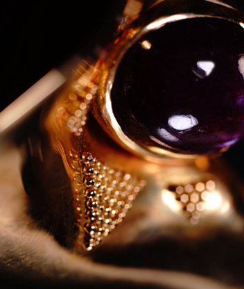 etruscan granulation jewel/