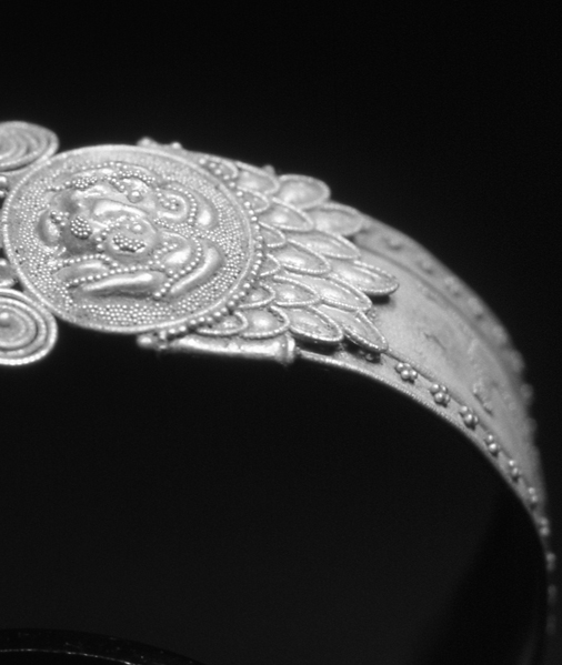 Etruscan granulation jewelry, Galleries