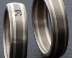anelli in titanio