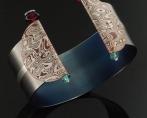 bracciale titanio